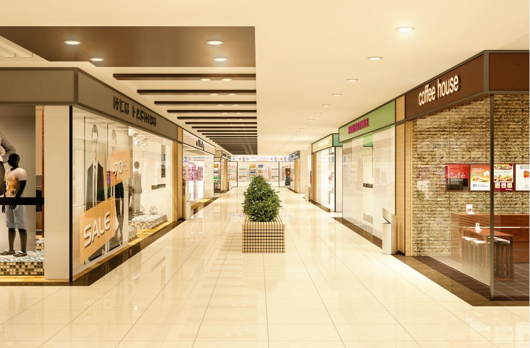 Salam City Mall