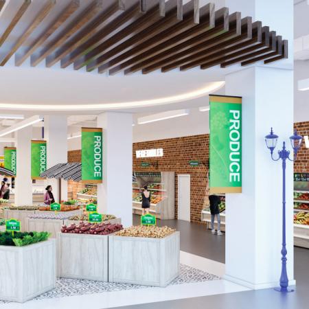 Agora Supermarket
