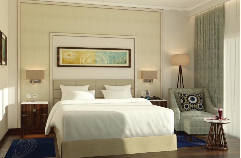 Hilton Sharm Dreams  bedroom 2